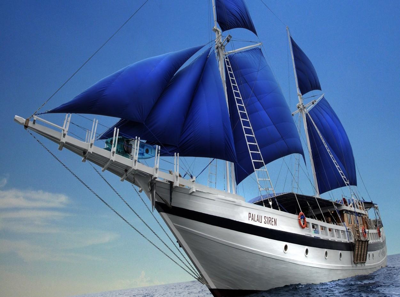 Palau Siren, Yacht, image,
