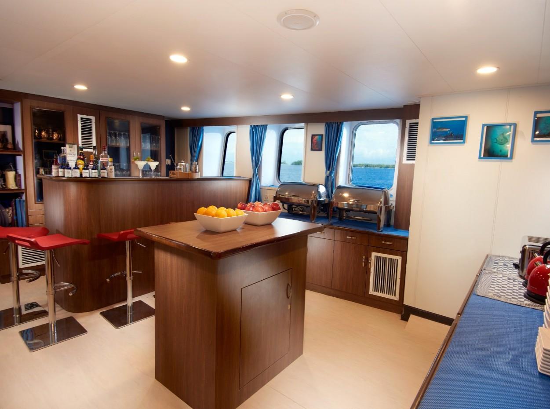 M/V French Polynesia Master liveaboard vessel