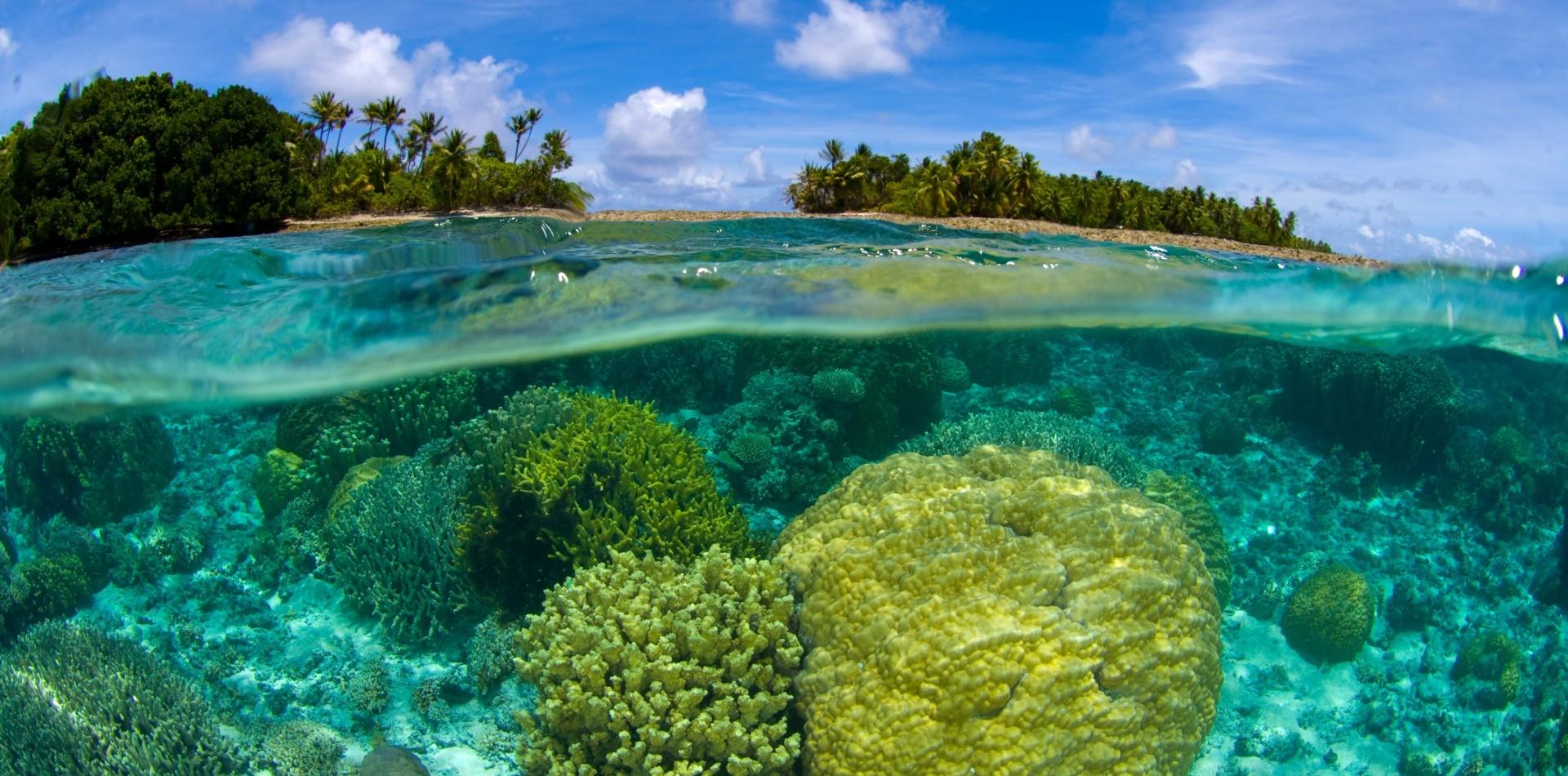 Perry island bikini atoll