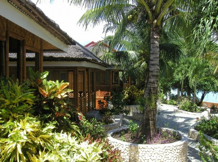Philippines, Moalboal Magic Island, Dive Resort, Cottages, image,