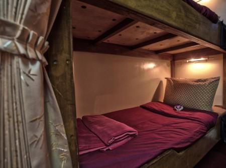 S/Y The Junk cabin bed
