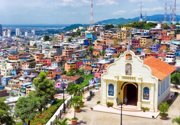 Ecuador hotels