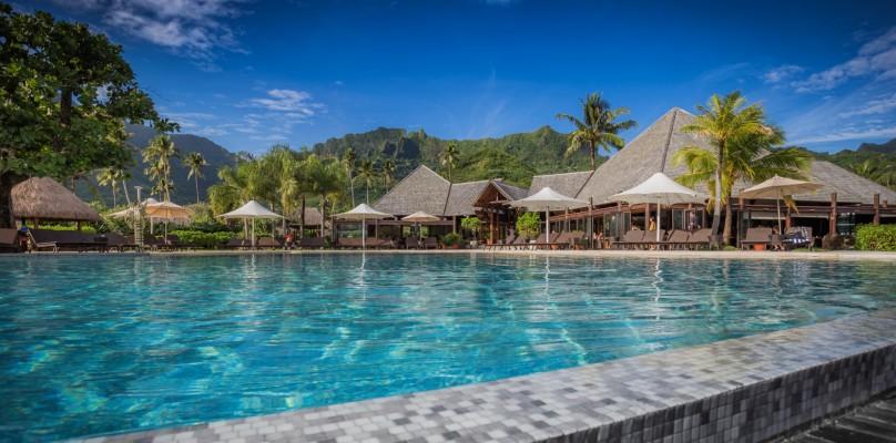 Moorea Hotels For Diving Holidays Manava Beach Resort Spa