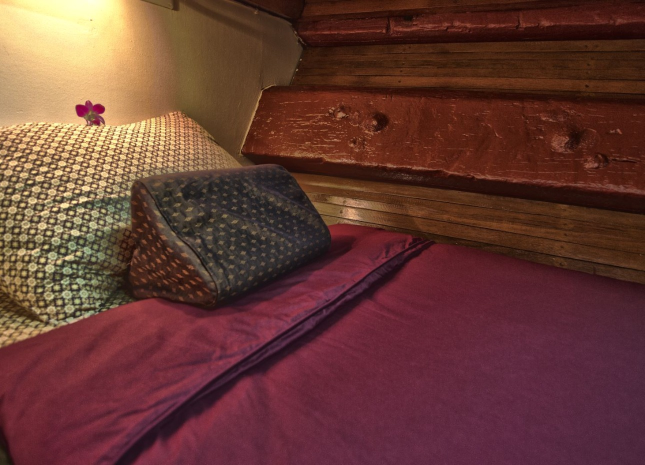 The Junk Twin Bed